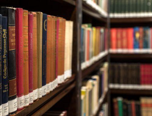 Livros novos disponíveis na Biblioteca ETAD